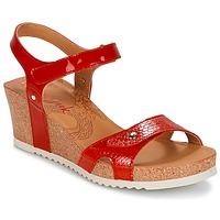Shoes Women Sandals Panama Jack JULIA Red
