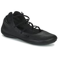 Shoes Women Flat shoes Camper RIGHT NINA Black