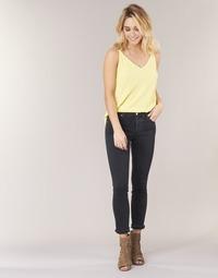 Clothing Women straight jeans Diesel BABHILA Black / 84nx