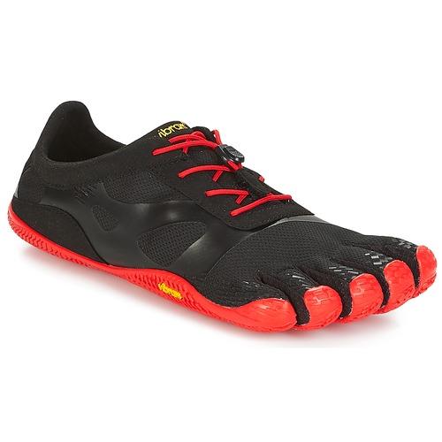 Shoes Men Multisport shoes Vibram Fivefingers KSO EVO Black / Red