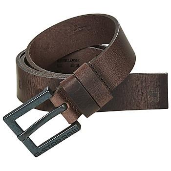 Clothes accessories Men Belts G-Star Raw DUKO Brown
