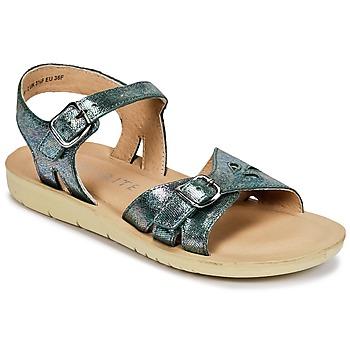 Shoes Girl Sandals Start Rite SR SOFT HARPER Green