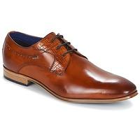 Shoes Men Derby Shoes Bugatti  Cognac