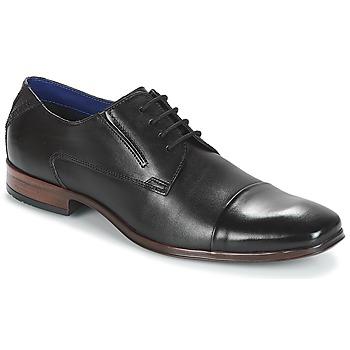 Shoes Men Derby Shoes Bugatti  Black