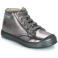 Shoes Girl Hi top trainers GBB REGINE Purple