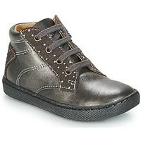 Shoes Girl Mid boots GBB RAYA Grey