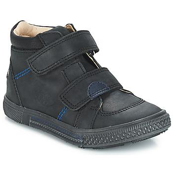 Shoes Boy Mid boots GBB ROBERT Black