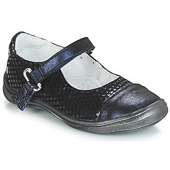 Shoes Girl Flat shoes GBB RIKA Blue