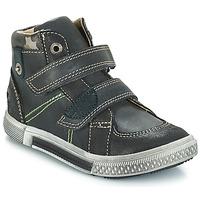 Shoes Boy Hi top trainers GBB RANDALL Grey