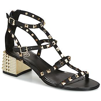 Shoes Women Sandals Ash ROLLS Black