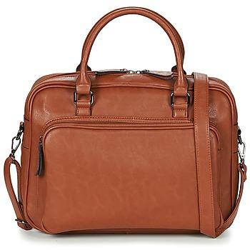 Bags Men Briefcases Casual Attitude ADIANA Camel