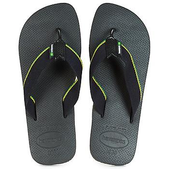 Shoes Men Flip flops Havaianas URBAN BRASIL  black