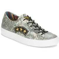 Shoes Women Low top trainers Felmini VERDE Green / Metallic