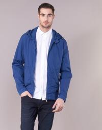 Clothing Men Macs Serge Blanco MONTREAL Blue