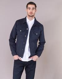 Clothing Men Jackets / Blazers Serge Blanco VARGAS Marine