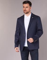 Clothing Men Jackets / Blazers Serge Blanco SUTTON Marine