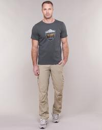 Clothing Men Cargo trousers Columbia SILVER RIDGE II CARGO PANT Beige