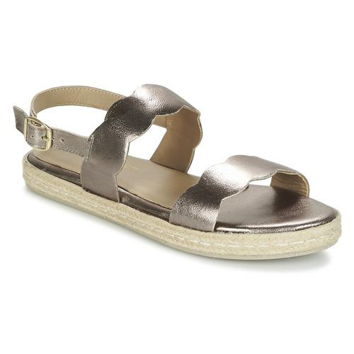 Shoes Women Sandals Betty London IKARO Silver