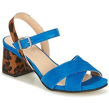 Shoes Women Sandals Fericelli IMOLGA Blue
