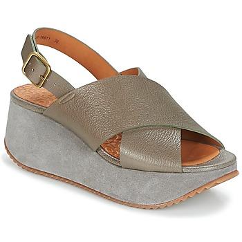 Shoes Women Sandals Chie Mihara DOUGAN Grey