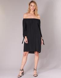 Clothing Women Short Dresses LPB Woman ARIN Black