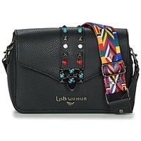 Bags Women Shoulder bags LPB Shoes SACAO Black