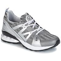 Shoes Women Low top trainers Philipp Plein Sport ARLENIS Grey / Silver