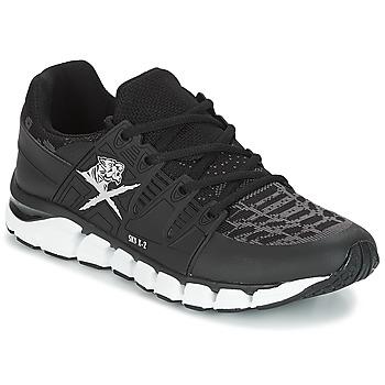 Shoes Men Low top trainers Philipp Plein Sport SUNSHINE IS RISING UP Black
