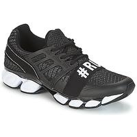 Shoes Men Low top trainers Philipp Plein Sport U TURN ME ON LOVE Black