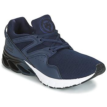 Shoes Men Low top trainers Philipp Plein Sport KSISTOF Marine