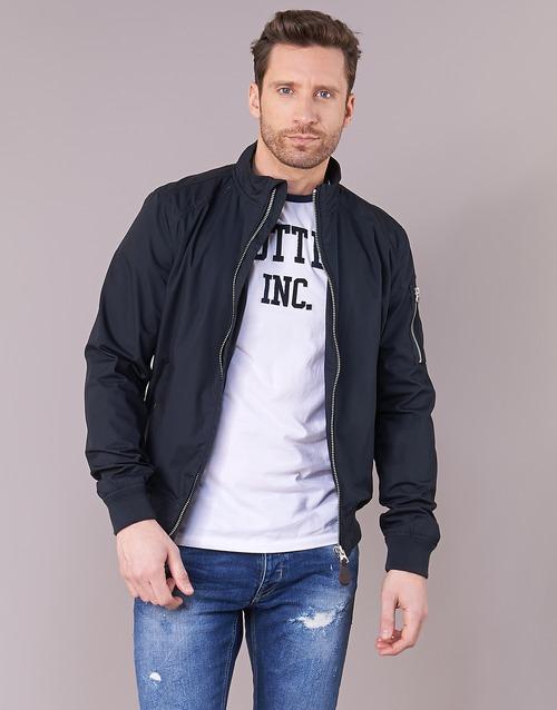 Clothing Men Jackets Schott KENNY Marine