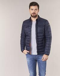 Clothing Men Duffel coats Schott NIELS Marine