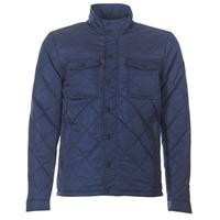 Clothing Men Jackets Teddy Smith BOLVO Marine