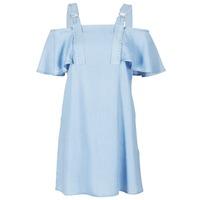 Clothing Women Short Dresses Guess RACUNO Blue