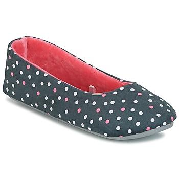 Shoes Women Slippers DIM D BELINDA Grey / Pink