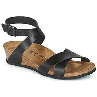 Shoes Women Sandals Papillio LOLA Black