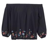 Clothing Women Tops / Blouses Moony Mood IFITI Black