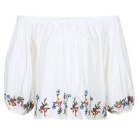 Clothing Women Tops / Blouses Moony Mood IFITI White