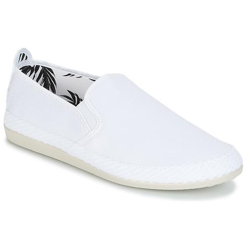 Shoes Slip-ons Flossy ORLA White