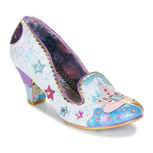 Shoes Women Heels Irregular Choice LITTLE MISTY White