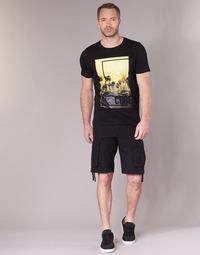 Clothing Men Shorts / Bermudas Jack & Jones JJIANAKIN Black