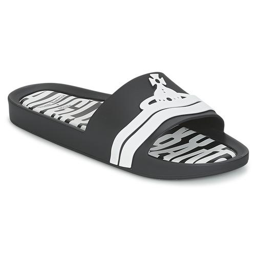 Shoes Women Mules Melissa VW BEACH SLIDE 20  black