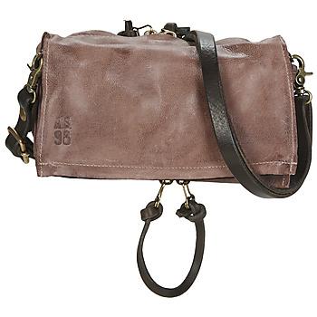 Bags Women Shoulder bags Airstep / A.S.98 LARA Pink