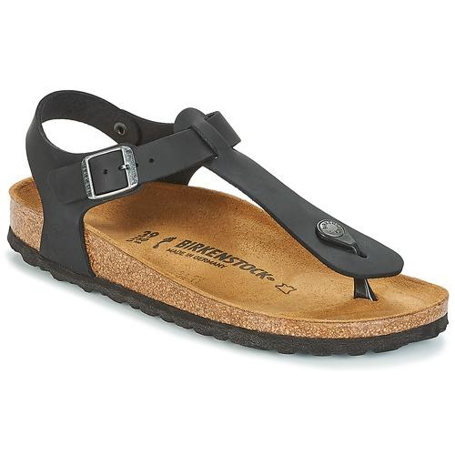 Shoes Women Flip flops Birkenstock GIZEH Anthracite