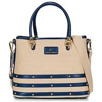 Bags Women Small shoulder bags Ted Lapidus SANTORINI Beige / Marine