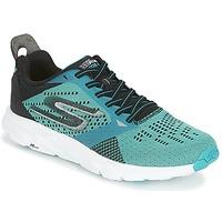 Shoes Men Running shoes Skechers GO Run Ride 6 Blue / Black