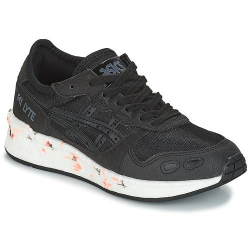 Shoes Children Low top trainers Asics HYPER GEL-LYTE GS Black