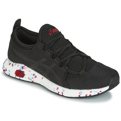 Shoes Men Low top trainers Asics HYPER GEL-SAI Black / Blue / Red