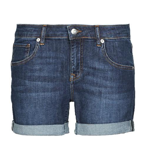 Clothing Women Shorts / Bermudas Moony Mood INYUTE Blue / Dark