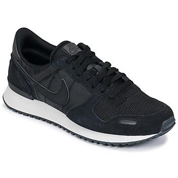 Shoes Men Low top trainers Nike AIR VORTEX Black